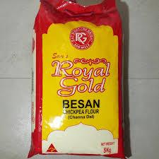 ROYAL GOLD BESAN 5 KG