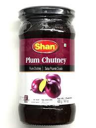 SHAN PLUM CHUTNEY 400 GM
